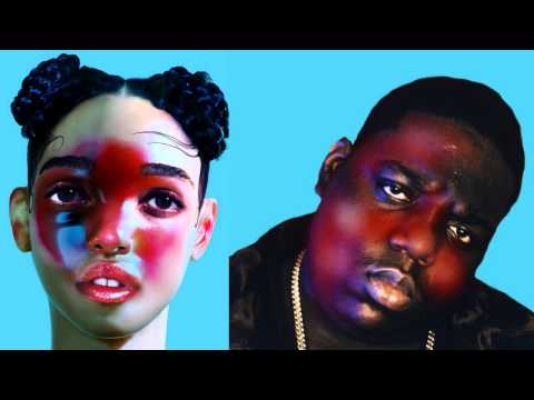 The Notorious B.I.G. and FKA twigs - Full Mashup (Terry Urban) HQ