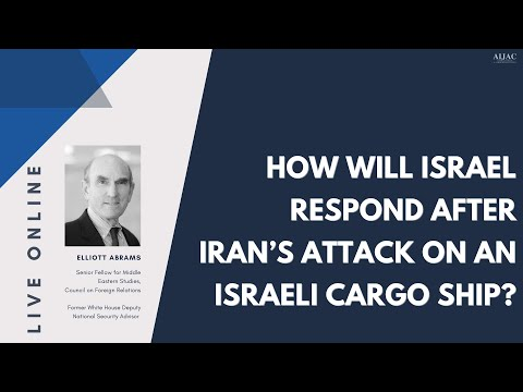 How Will Israel Respond After Iran's Attack On An Israeli Cargo Ship?
