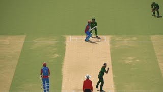 Pakistan vs Afghanistan Gameplay With Ashes Cricket   CWC19   PAK VS AFG   PC Gameplay