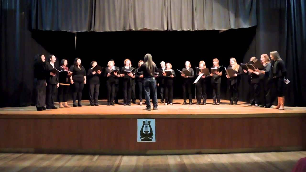 """Coro Sociedad de Canto de Esperanza: """"A que florezca mi pueblo"""""""