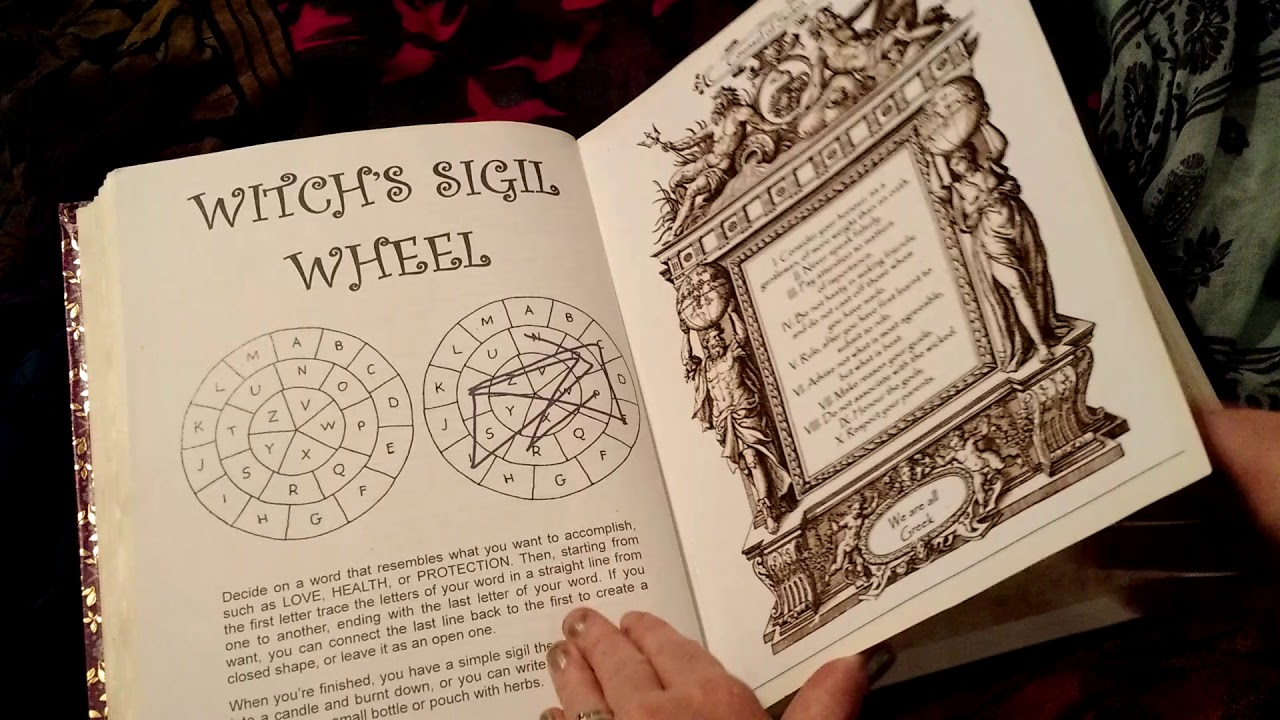 Witchcraft Terms and Tools