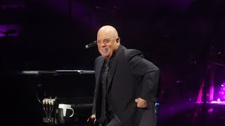 Only the Good Die Young Billy Joel@Madison Square Garden New York 3/21/19
