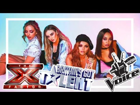People Singing Little Mix Songs On TALENT SHOWS | {Got Talent, The Voice, The X Factor}
