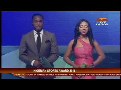 Nigerian Sports Awards 2016