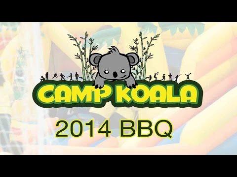 Camp Koala 2014 BBQ : Montreal Summer Camp