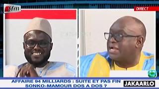 Polémique sur la plainte de Sonko contre Mamour Diallo: El Malick dément Me El H Diouf;