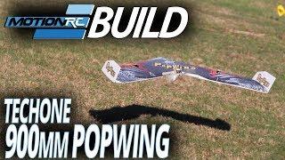TechOne Popwing 900mm - Build Video - Motion RC