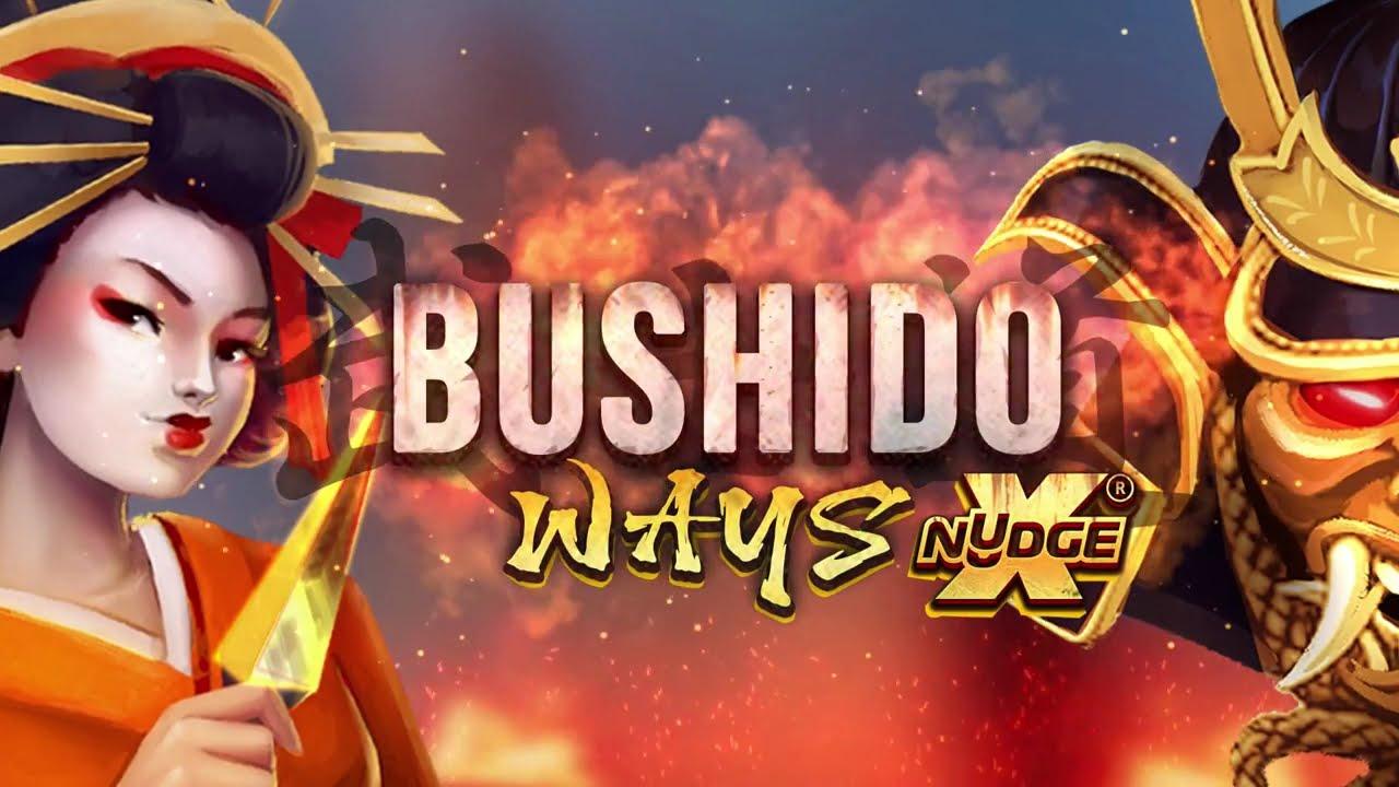Bushido Ways xNudge  Slot Play Free ▷ RTP 96.1% & High Volatility video preview