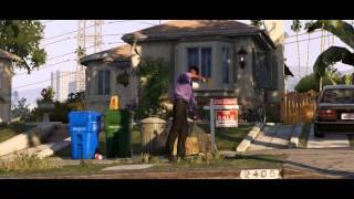 GTA V Official Trailer 2/11/11
