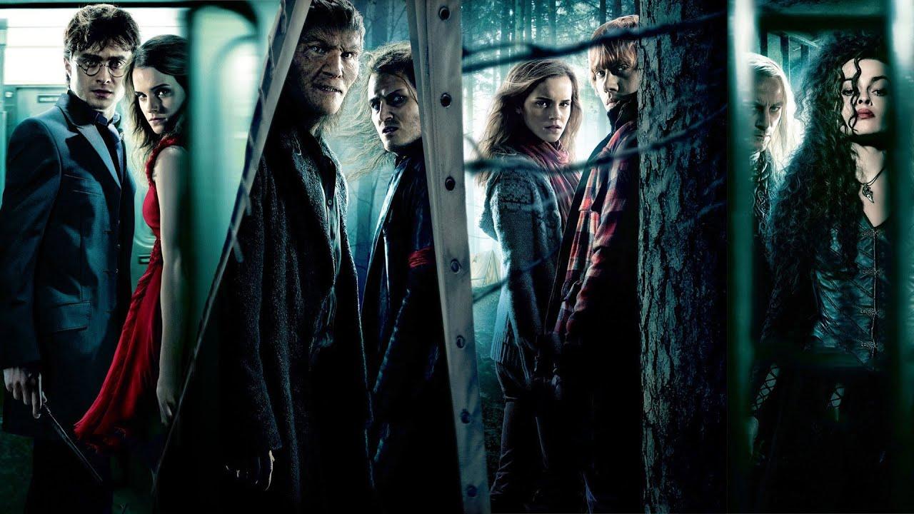 Harry Potter Und Die Heiligtumer Des Todes Teil 1 Trailer 1 Deutsch 1080p Hd Youtube