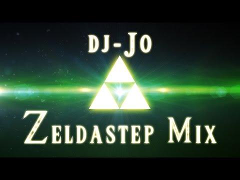 Zeldastep Mix [dj-Jo Zelda remixes]