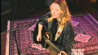 Melissa Etheridge - AOL Sessions (Come To My Window) Thumbnail