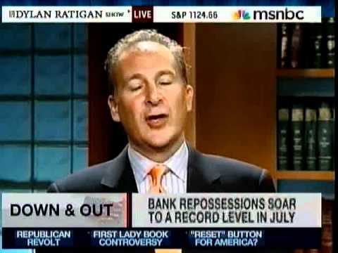 9-16-10 Peter Schiff on The Dylan Ratigan Show