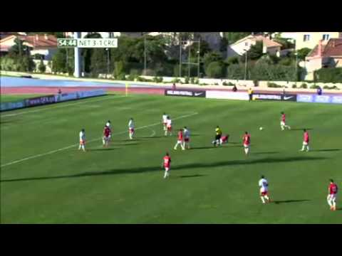 Toulon Youth Festival - Netherlands u21 vs Costa Rica u23 FULL 27/05/2015