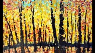 Abstract Landscape By Gerda Lipski Www Gerdalipski Com Youtube