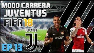 Juventus Modo Carrera FIFA 18 EP 13   Hector Bellerin y Jonathan Tah a la Juventus   Fichajes bomba