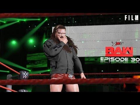 WWE 2K17 Monday Night Raw Story Mode Episode 30