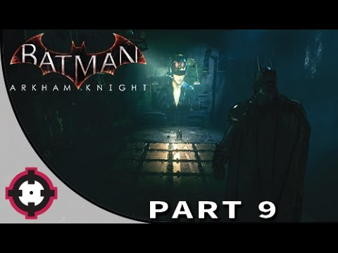 Batman: Arkham Knight Gameplay Walkthrough Let's Play // Part 9 - Saving Catwoman from The Riddler!