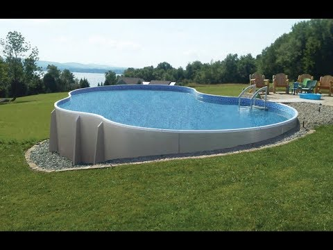 Swimming Pool Above Ground Pool Ideas Hd Youtube