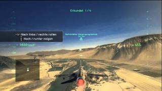 Tom Clancy´s H.A.W.X.2 Xbox 360 GAMEPLAY