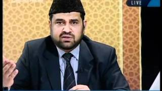 Non-Ahmadi caller wishes to accept Ahmadiyyat through Rahe Huda-persented by khalid Qadiani.flv