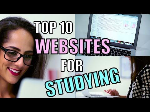 10 Websites Every Student Should Know!