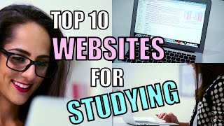 Top 10 Websites - 10 Websites Every Student Should Know!