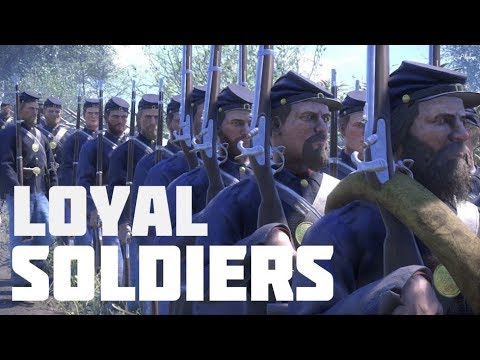 "War of Rights - ""Loyal Soldiers"""