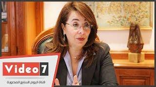 بالفيديو والصور.. وزيرة التضامن: رصد 1141 مشهد تدخين فى دراما رمضان