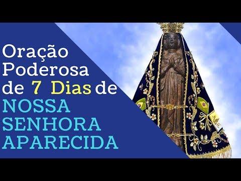 Oração Poderosa de 7 dias de Nossa Senhora Aparecida