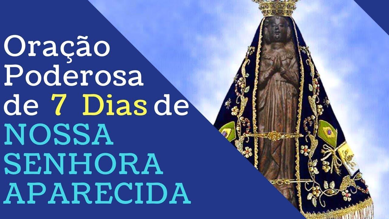 Nossa Senhora Aparecida A Oração Azul