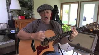 1334 -  Jungle Love -  Steve Miller cover with guitar chords and lyrics