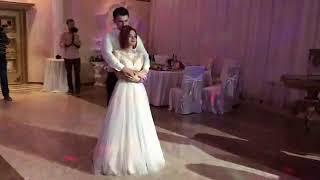 Свадебный танец Виталий и Наталья.