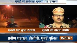 Stalker Stabs Girl at Mahalaxmi area in Mumbai