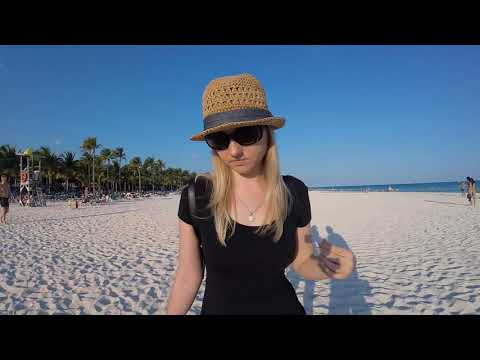 Playa Del Carmen and Parks, Mexico 27 minutes of 5 days vacation.