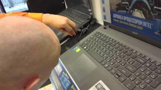 15.6 Ноутбук DEXP Ares E105 черный