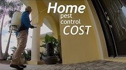 Home Pest Control Costs | DIY Pest Control vs Professional Pest Control