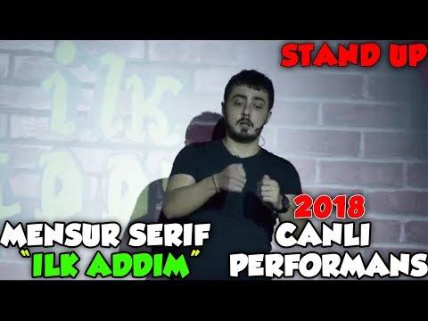 Mensur Sherif - İlk Addim Canlı Performans 2017