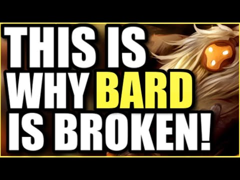 (HIGH ELO) *THIS* IS WHY BARD WILL ALWAYS BE AN S+ SUPPORT IN SEASON 10!