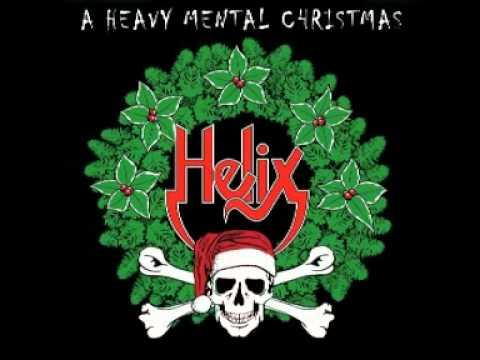 Helix - Jingle Bells (rock version)