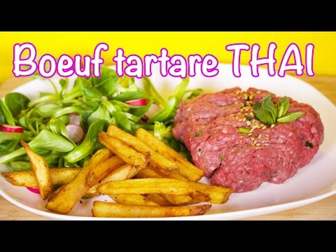 tartare-de-boeuf-thaï