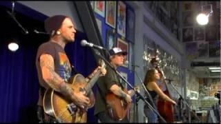 Devil Makes Three - The Bullet (Live at Amoeba)