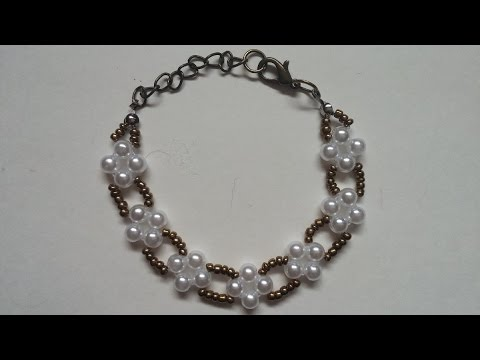 How to make fashionable jewelry. Easy as 1, 2, 3