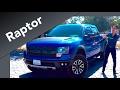 Ford Lobo Raptor SVT 2014 a Prueba - Lobo al Extremo