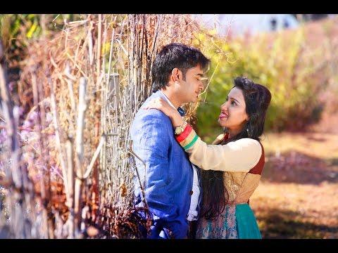 BEST PRE WEDDING 2017 || Love @ first sight || Rahish & Shruti ||
