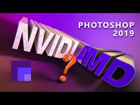 Choose The Best Graphics Card For Photoshop CC 2019