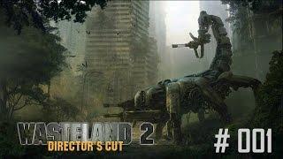 Wasteland 2 Directors Cut #001 - Charaktererstellung - Let