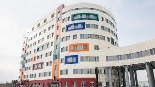 Перинатальный центр в Сургуте готов на 90%