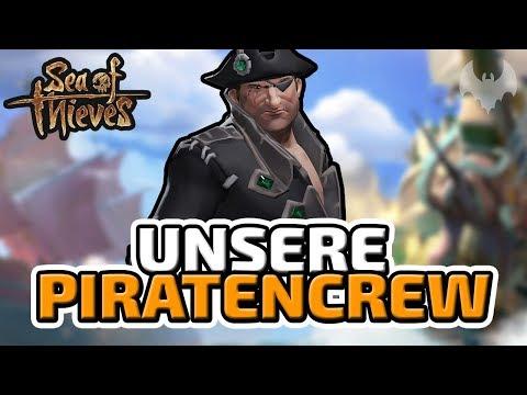 Unsere Piratencrew - ♠ Sea of Thieves Beta #001 ♠ - Deutsch German - Dhalucard