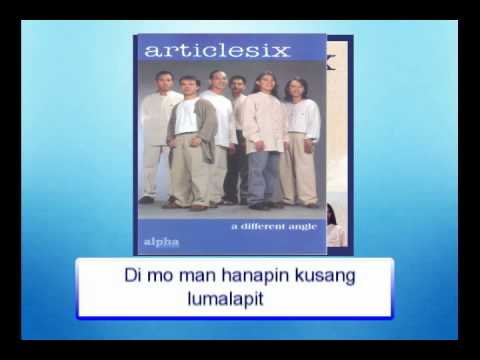 Di Mo Man Hanapin By Article Six (Music & Video with Lyrics)